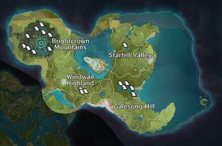 Genshin - Mondstadt - Windwhell Aster Map.jpg
