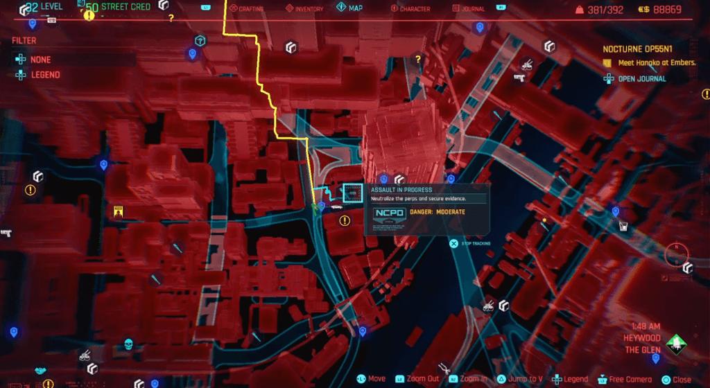 Cyberpunk 2077 Skill Shard Location 39.png