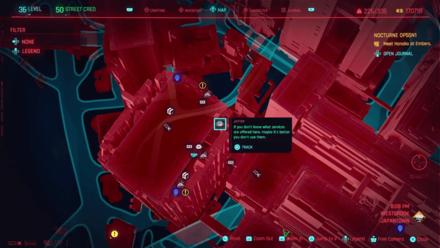 Cyberpunk 2077 - Street Joytoys