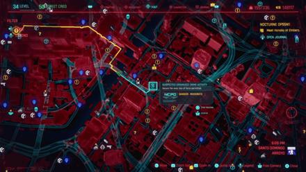 Cyberpunk 2077 - NCPD Scanner Hustles
