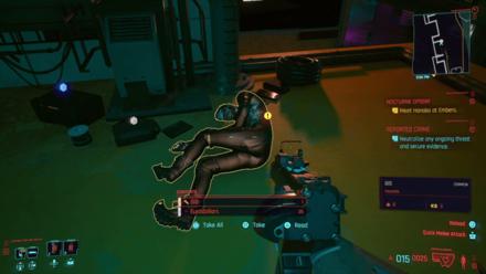 Cyberpunk 2077 - Reported Crimes