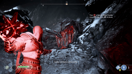 GoW Inside the Mountain - Shatter Crystals.png
