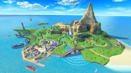 Wuhu Island Image