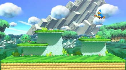 Mushroom Kingdom U Image