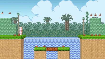Mushroom Kingdom II Image