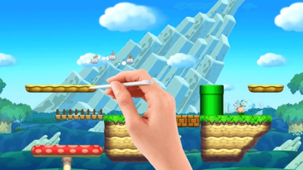 Super Mario Maker Image