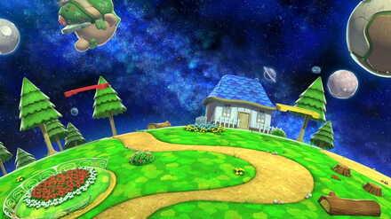 Mario Galaxy Image