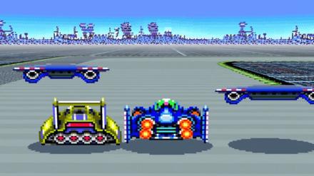 Mute City SNES Image