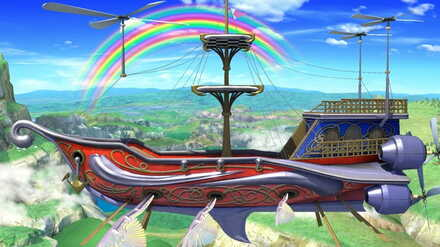 Rainbow Cruise Image