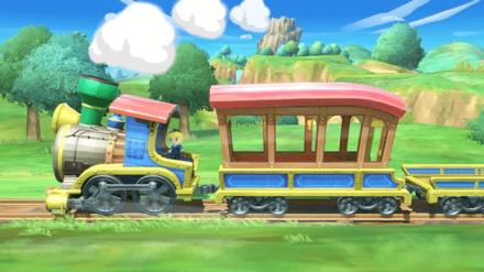 Spirit Train Image