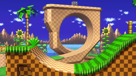 Green Hill Zone Image