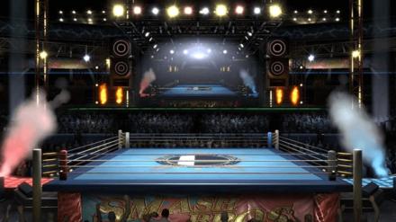 Boxing Ring Image