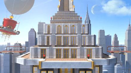 New Donk City Hall Image