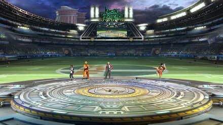 King Of Fighters Stadium