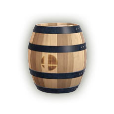 SSBU Barrel Image