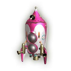SSBU Hocotate Bomb Image