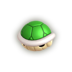 SSBU Green Shell Image