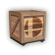 SSBU Rolling Crate Image