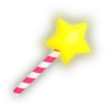 SSBU Star Rod Image