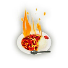 SSBU Superspicy Curry Image