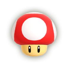 SSBU Super Mushroom Image