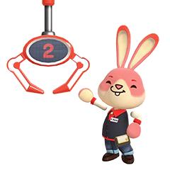 SSBU Arcade Bunny Image