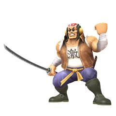 SSBU Samurai Goroh Image