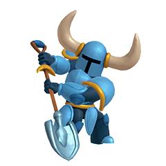 SSBU Shovel Knight Image