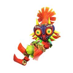 SSBU Skull Kid Image