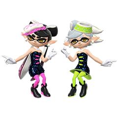 SSBU Squid Sisters Image