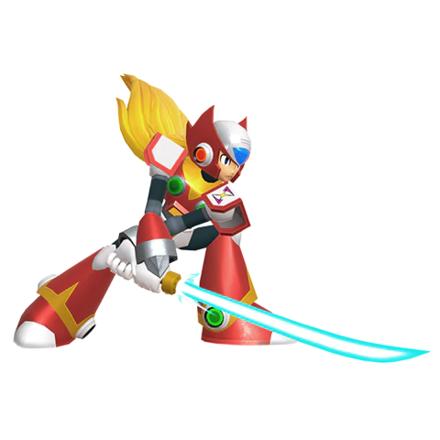 SSBU Zero (Mega Man) Image