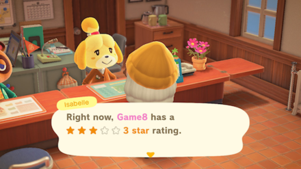 ACNH - Game8 Island 3-Star Rating.png