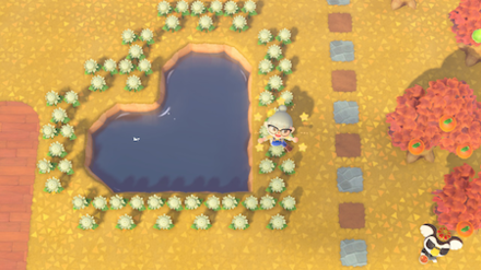 ACNH - Heart-Shaped Pond.png