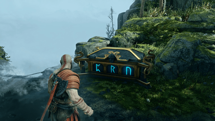 GoW - Path to the Mountain Chest 3