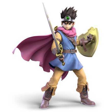 Dragon Quest Ⅲ Hero