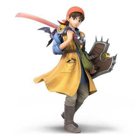 Dragon Quest Ⅷ Hero