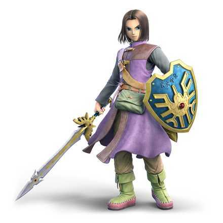 Dragon Quest Ⅺ Hero