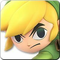 Toon Link Image