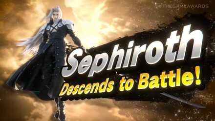 SSBU Sepiroth Descends to Battle.jpg