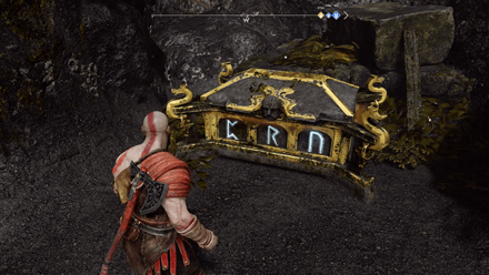 GoW - Path to the Mountain Chest 5