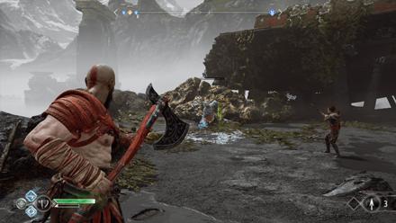 GoW - Isle of Death Enemies