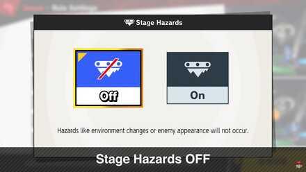 Stage Hazards
