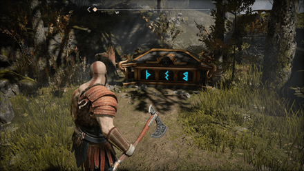 GoW - Path to the Mountain Chest 6