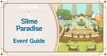 Genshin Impact - Slime Paradise Event Guide