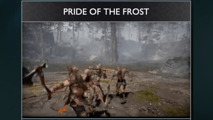 GoW - Pride of the Frost