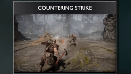 GoW - Countering Strike