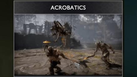 GoW - Acrobatics