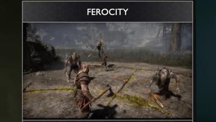 GoW - Ferocity