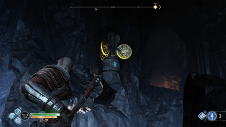 GoW - Inside the Mountain Chest 1 R