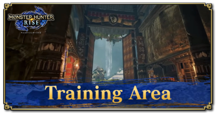 Training Area Guide